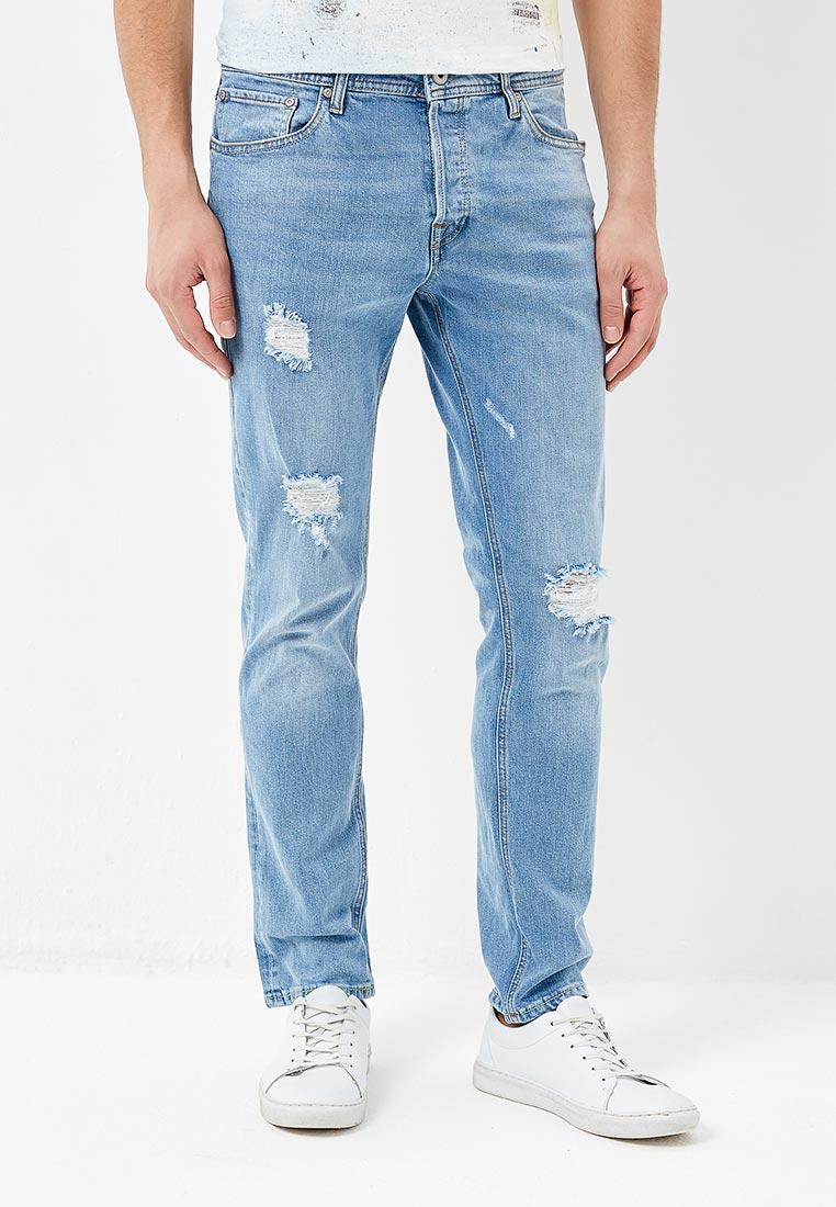 Мужские прямые джинсы Jack & Jones 12132920