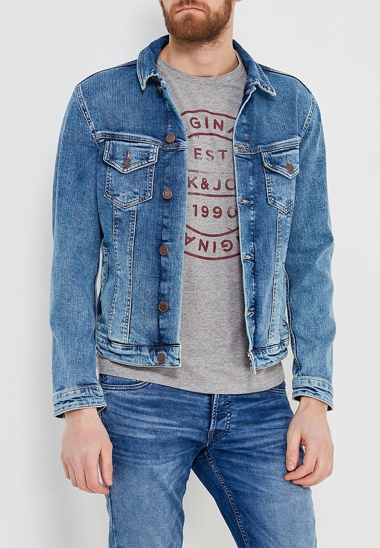Джинсовая куртка Jack & Jones (Джек Энд Джонс) 12133248