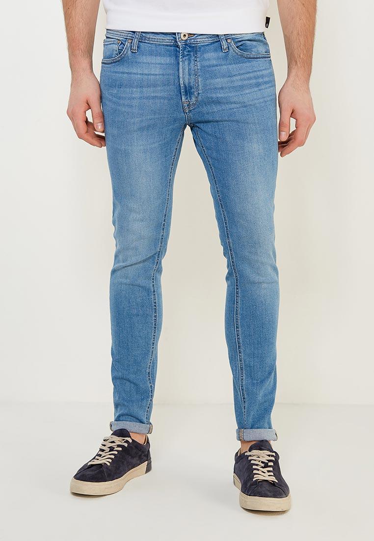 Зауженные джинсы Jack & Jones 12133309