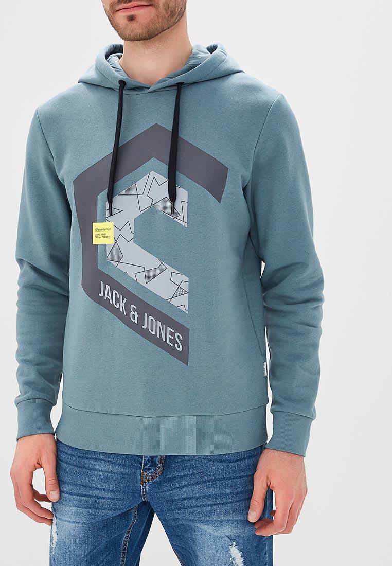 Мужские худи Jack & Jones (Джек Энд Джонс) 12134564