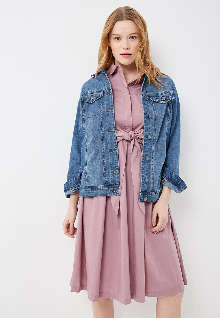 Джинсовая куртка Jacqueline de Yong 15137211