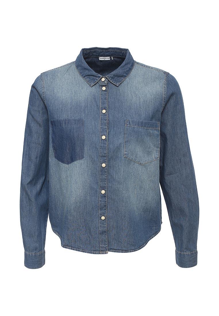 Женские джинсовые рубашки Jacqueline de Yong (Жаклин Де Йонг) 15129705