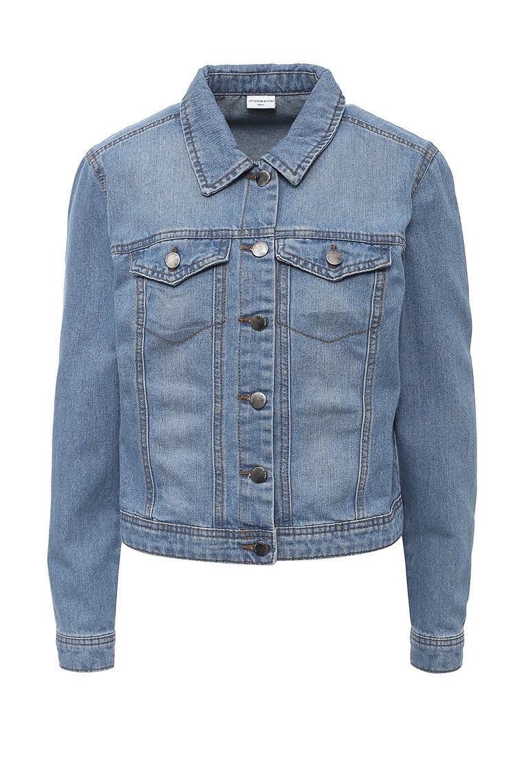 Джинсовая куртка Jacqueline de Yong 15129781