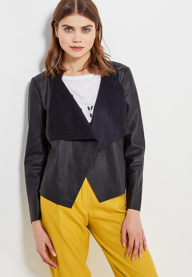 Кожаная куртка Jacqueline de Yong 15149301