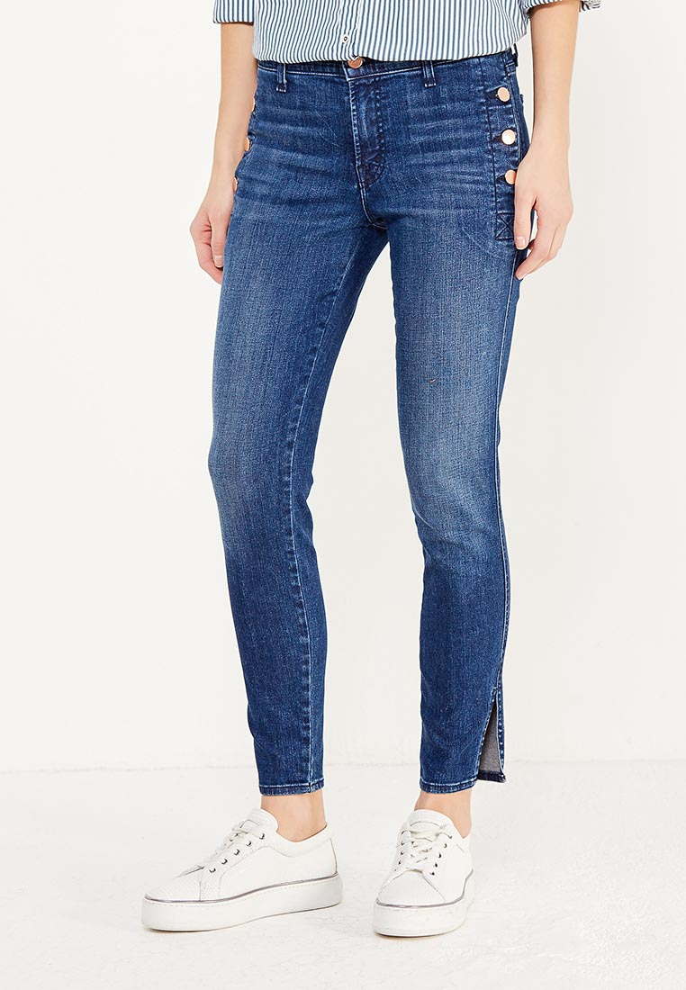 Зауженные джинсы J Brand JB000796/A