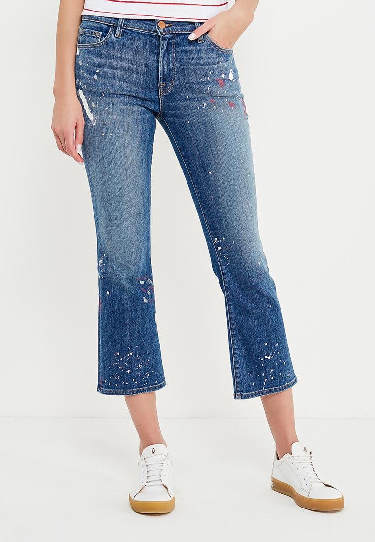 Широкие и расклешенные джинсы J Brand 8314T178/F