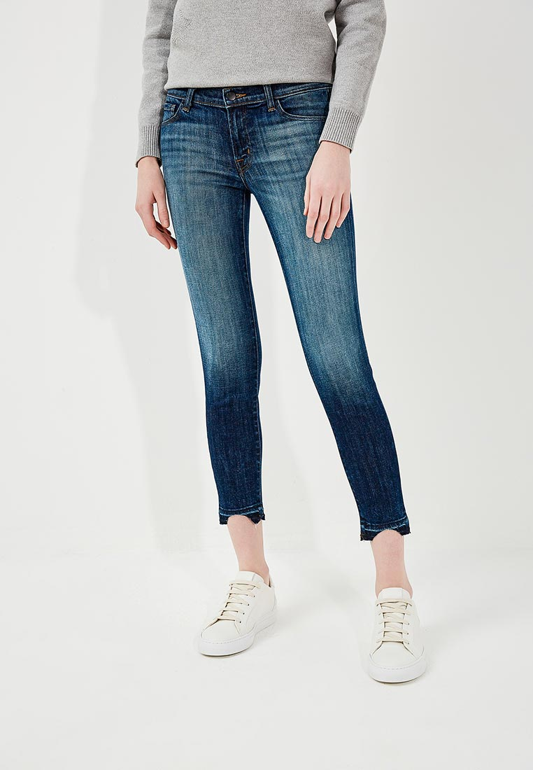 Зауженные джинсы J Brand JB001101