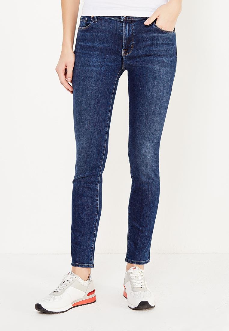Зауженные джинсы J Brand 811O208/D