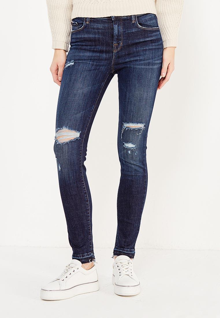 Зауженные джинсы J Brand JB001072