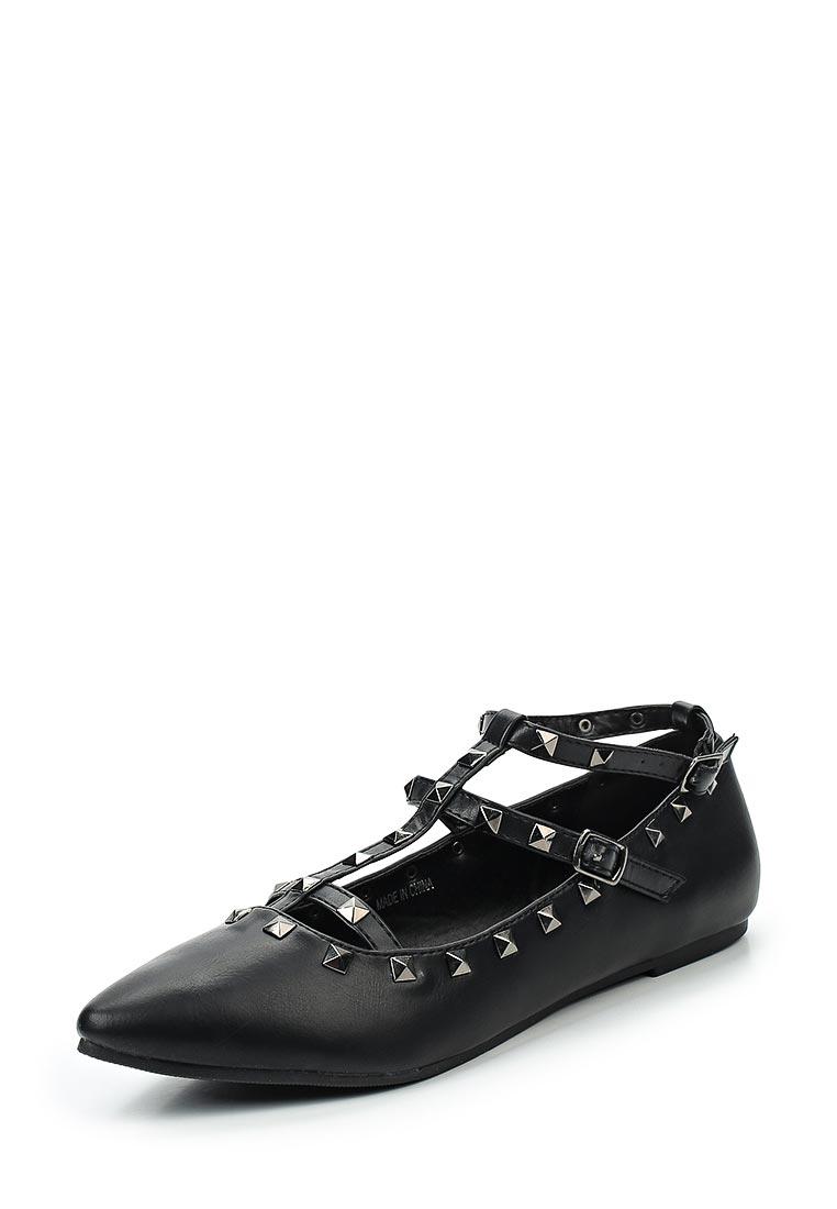 Туфли на плоской подошве Jennyfer (Дженнифер) ACE17YBALSTD