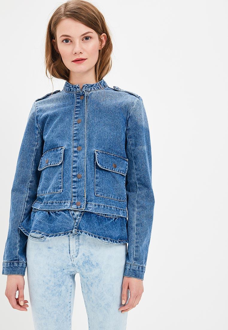 Джинсовая куртка Jennyfer (Дженнифер) DEE18VARMYE