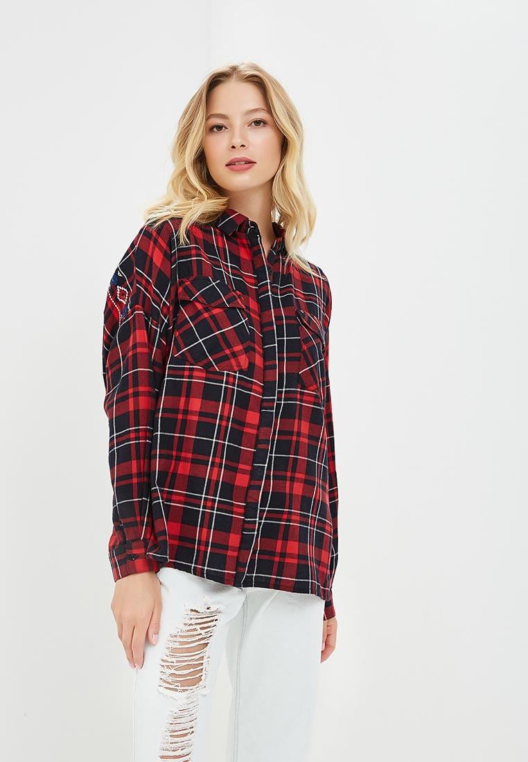 Женские рубашки с длинным рукавом Jennyfer (Дженнифер) CHE18NACHECK