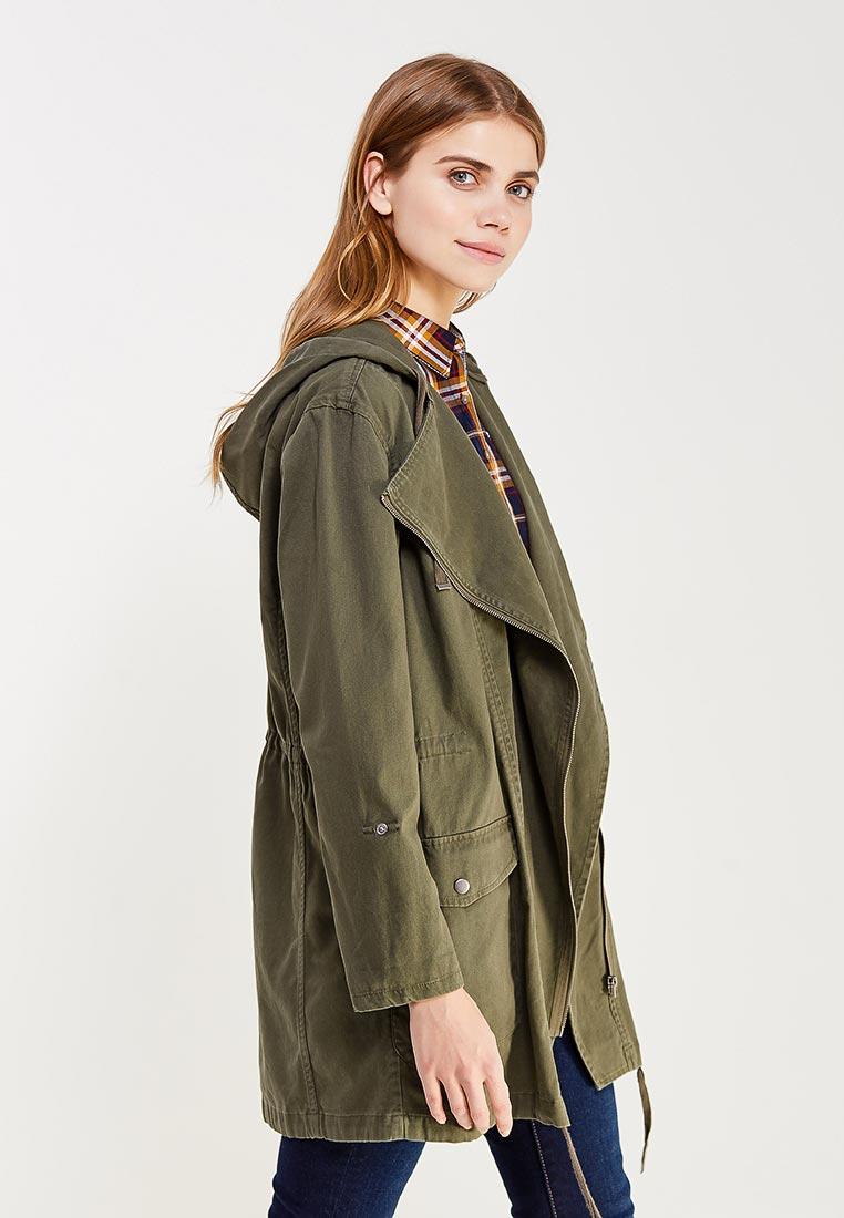 Утепленная куртка Jennyfer (Дженнифер) PMH16FLORA