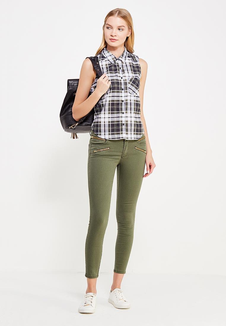 Женские зауженные брюки Jennyfer (Дженнифер) PA1PIXZIP: изображение 2
