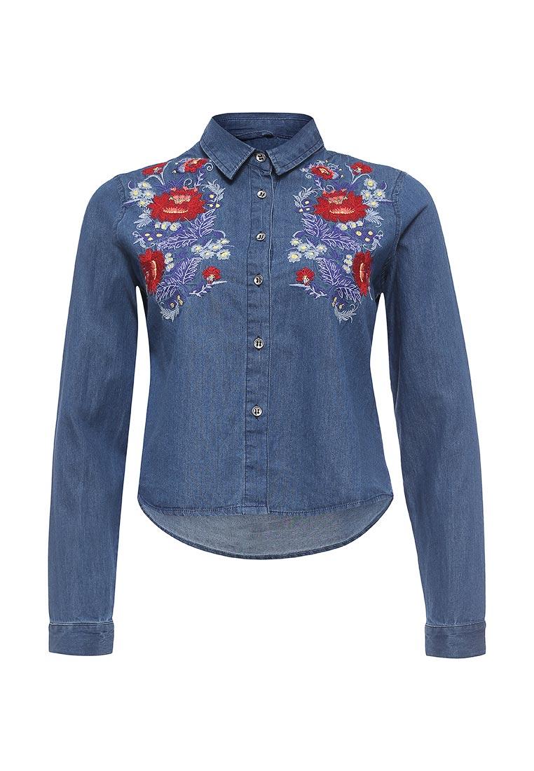 Женские джинсовые рубашки Jennyfer DE1CELOD