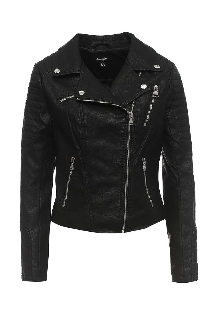 Кожаная куртка Jennyfer (Дженнифер) PME17GAME