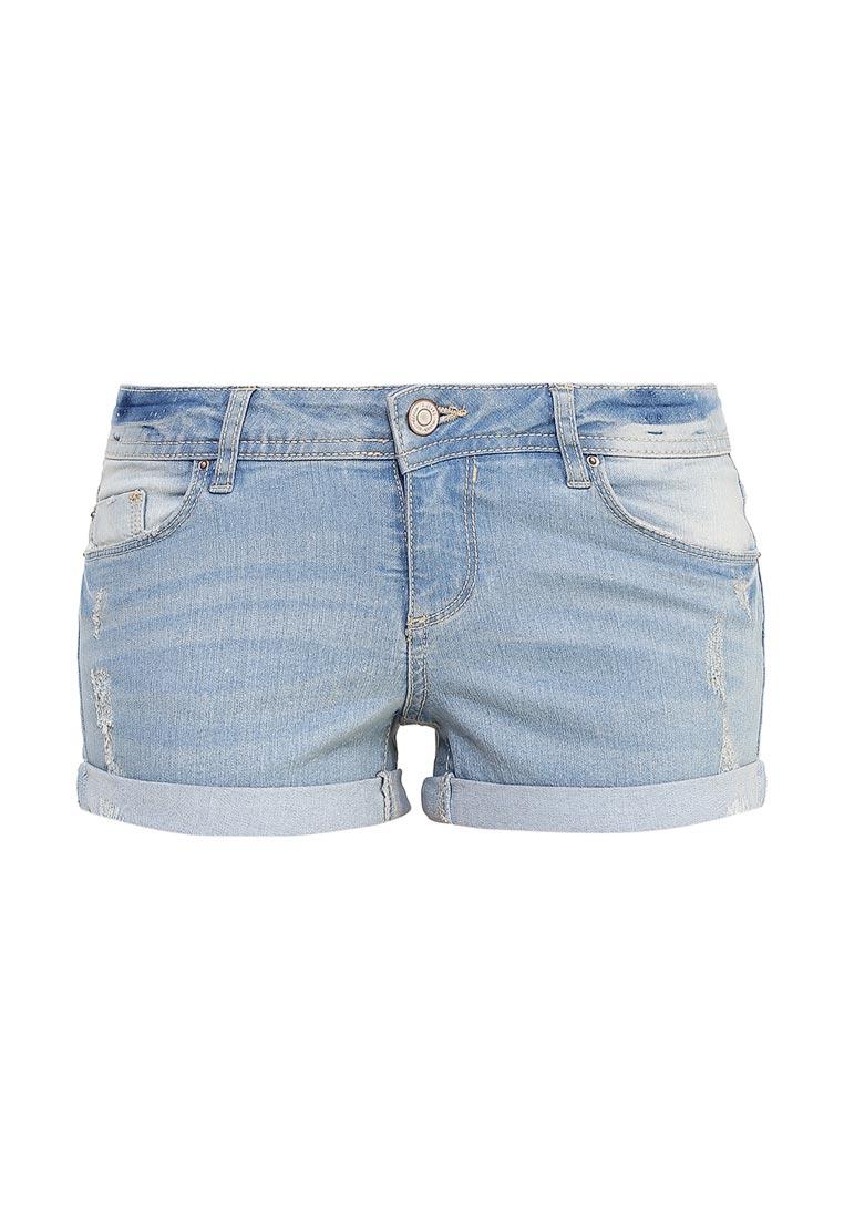 Женские джинсовые шорты Jennyfer (Дженнифер) DE1SELFIE