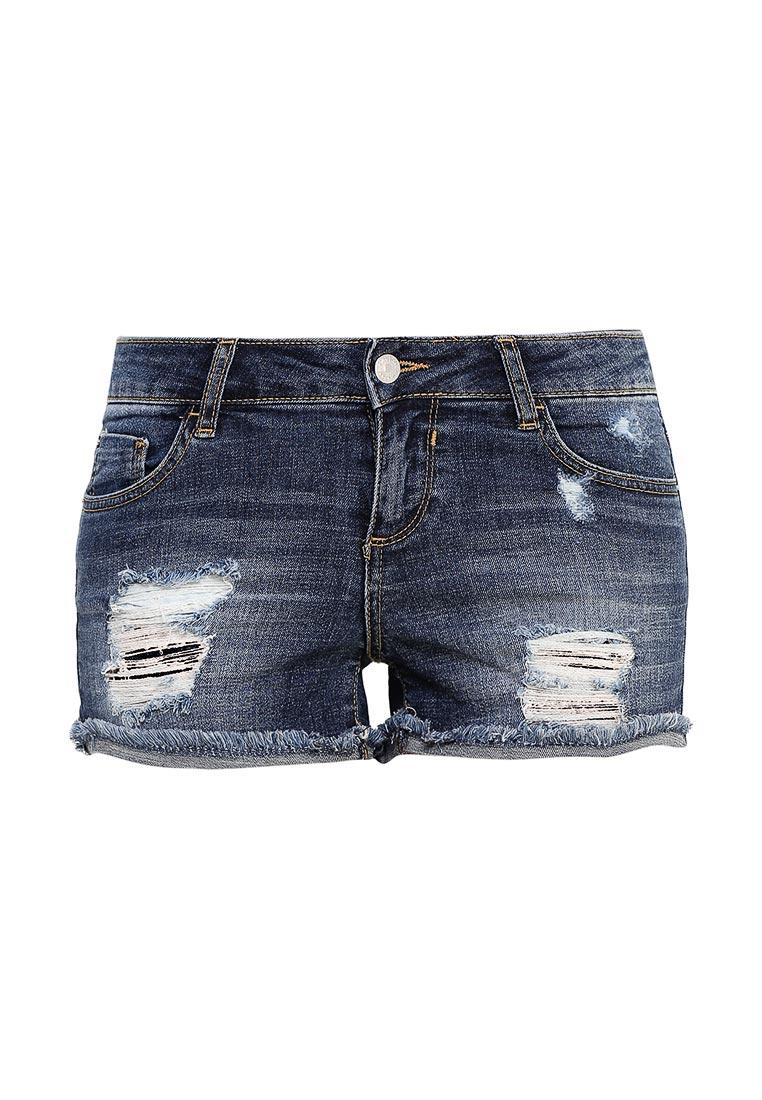 Женские джинсовые шорты Jennyfer (Дженнифер) DE1SGOODD