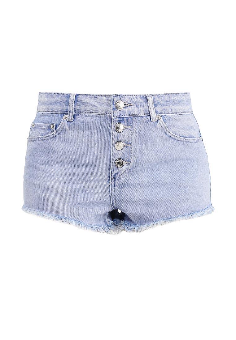 Женские джинсовые шорты Jennyfer (Дженнифер) DE1SESAME