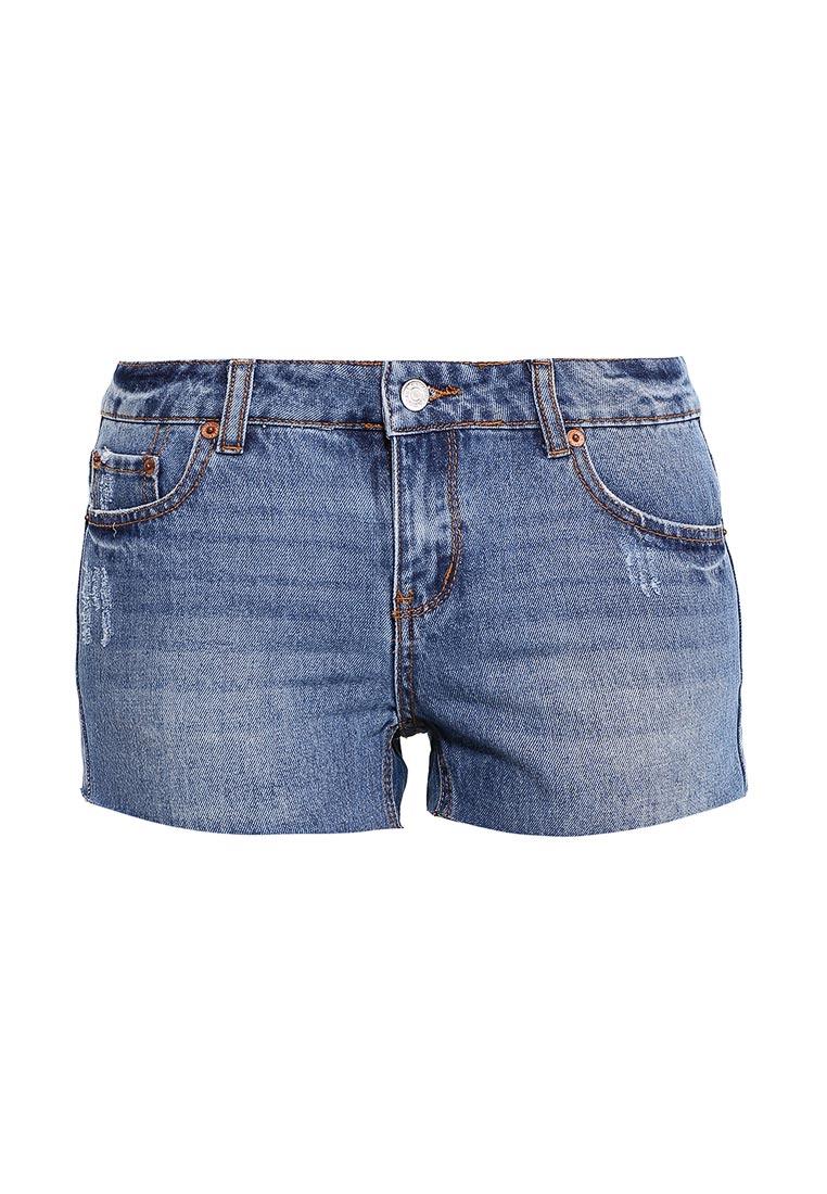 Женские джинсовые шорты Jennyfer (Дженнифер) DE1SGYMD