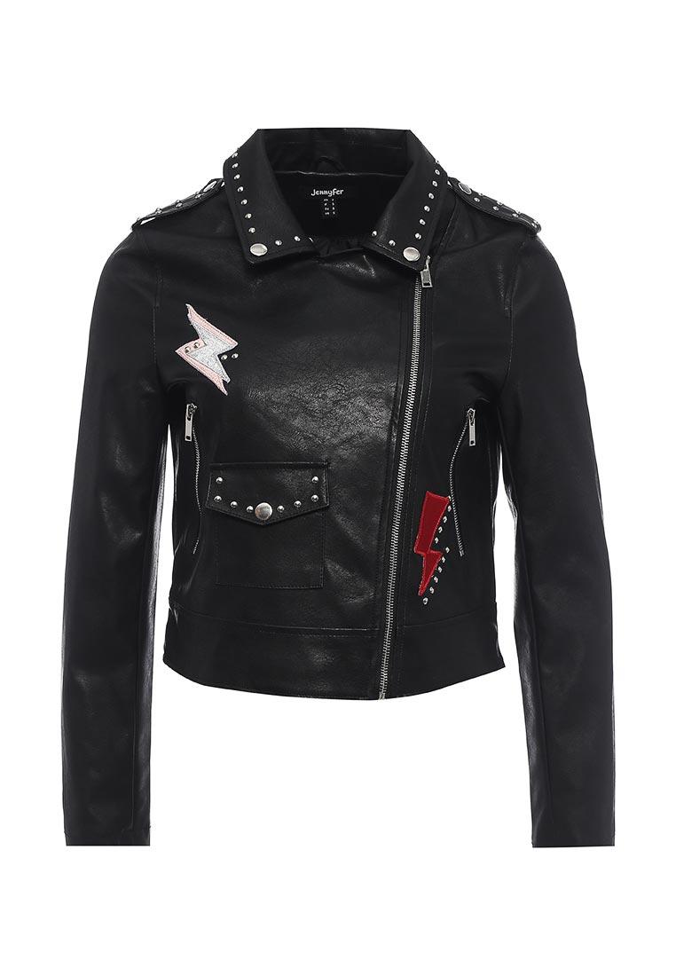 Кожаная куртка Jennyfer (Дженнифер) PM1GLOUMY