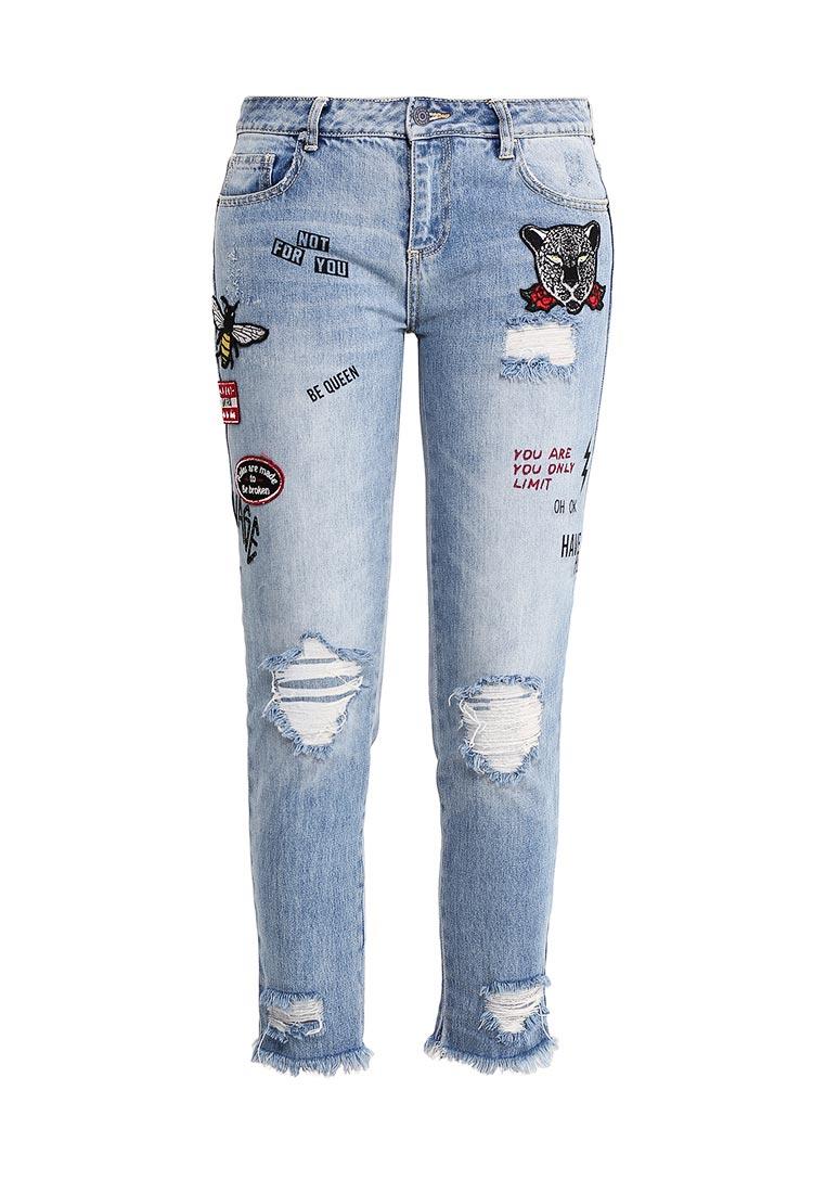 Зауженные джинсы Jennyfer (Дженнифер) DE1DAKOE