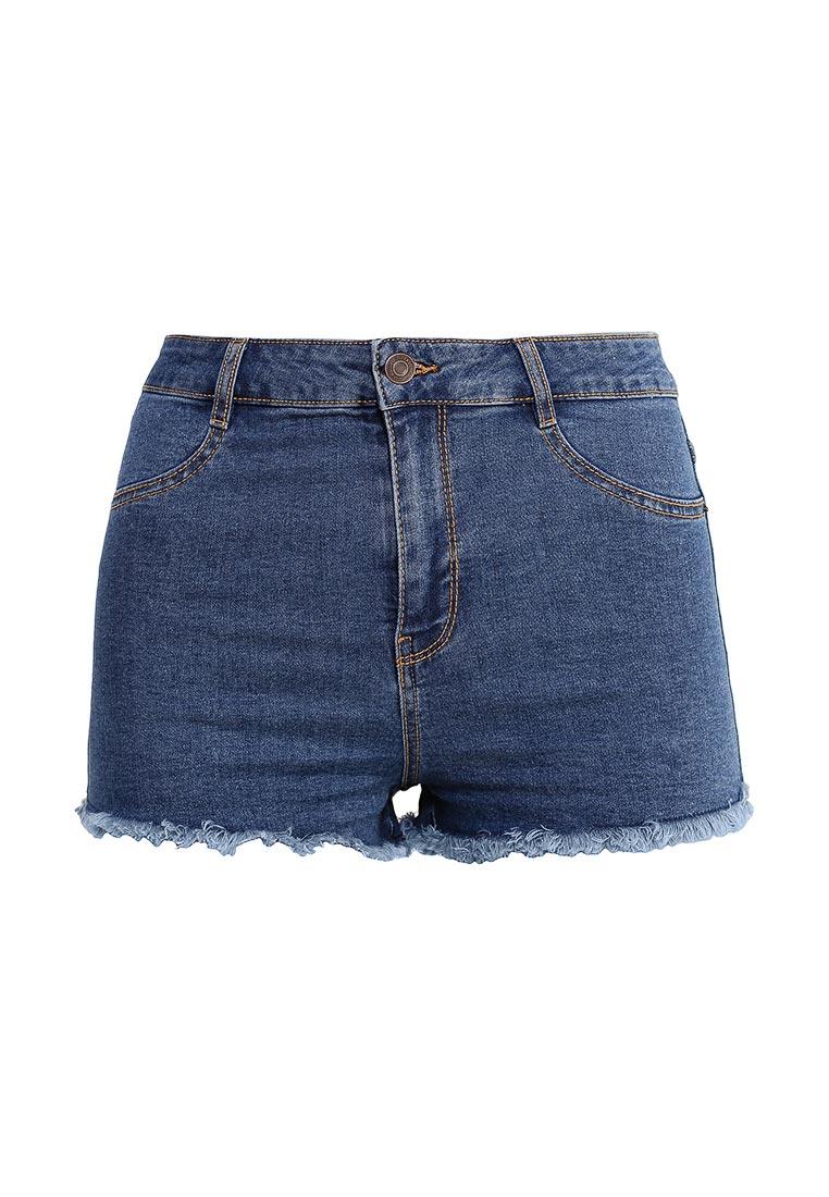 Женские джинсовые шорты Jennyfer (Дженнифер) DE1SGINAD