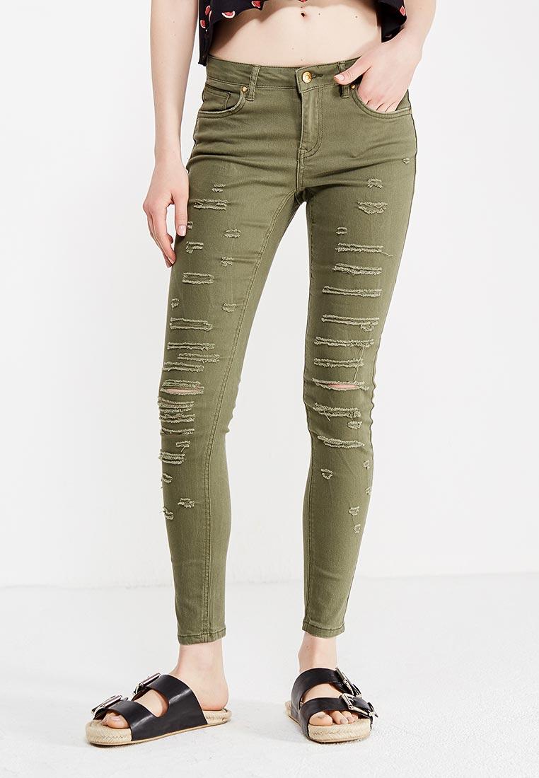 Женские зауженные брюки Jennyfer (Дженнифер) PA1NEWFUN