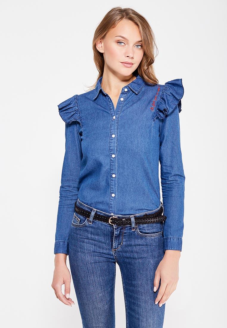 Женские джинсовые рубашки Jennyfer DEH17CHERYD