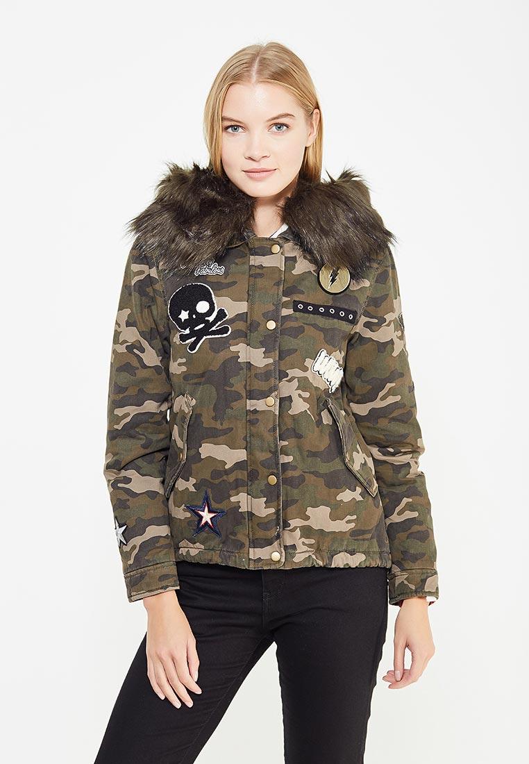 Куртка Jennyfer (Дженнифер) PM2FEIGOLYB
