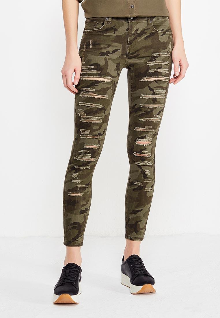 Женские зауженные брюки Jennyfer (Дженнифер) PAH17NEWFUN