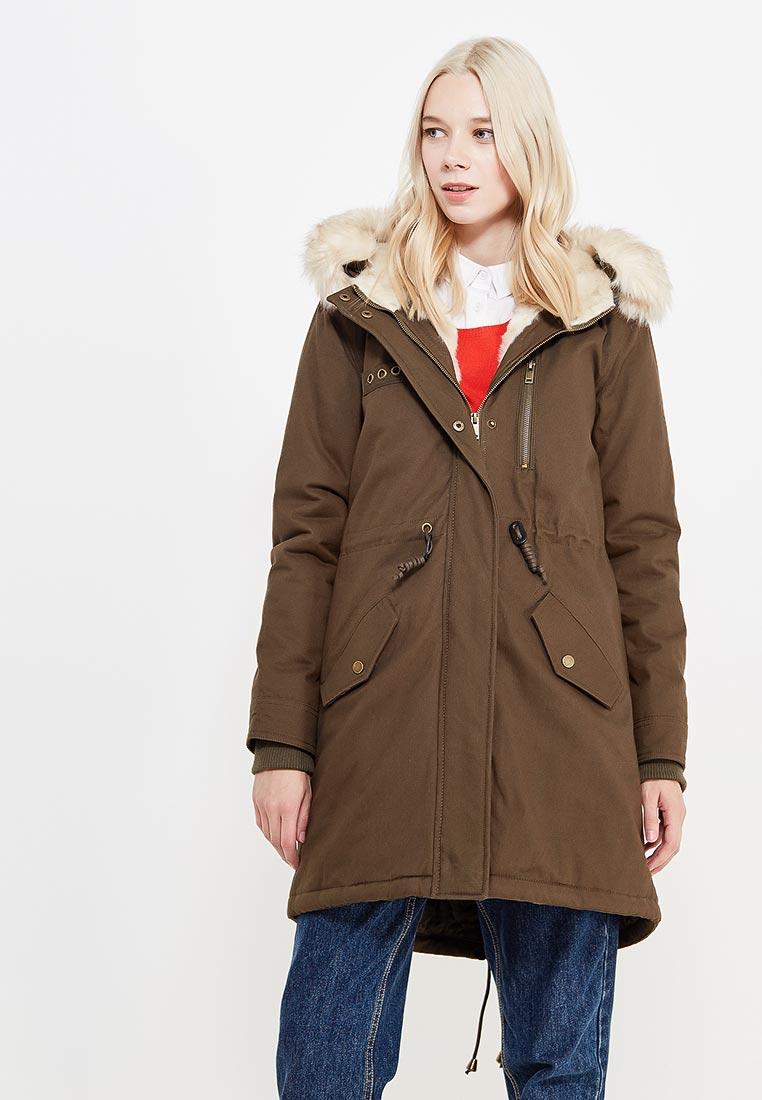 Утепленная куртка Jennyfer (Дженнифер) PMH17FOXOB