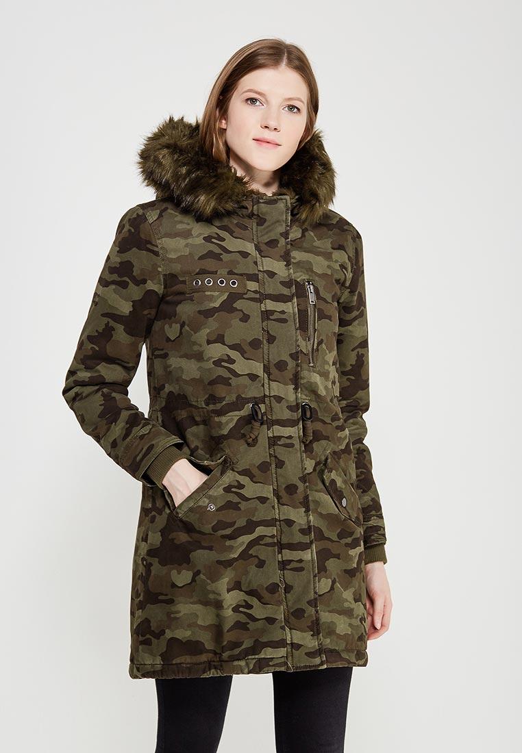 Утепленная куртка Jennyfer (Дженнифер) PMH17FOXO