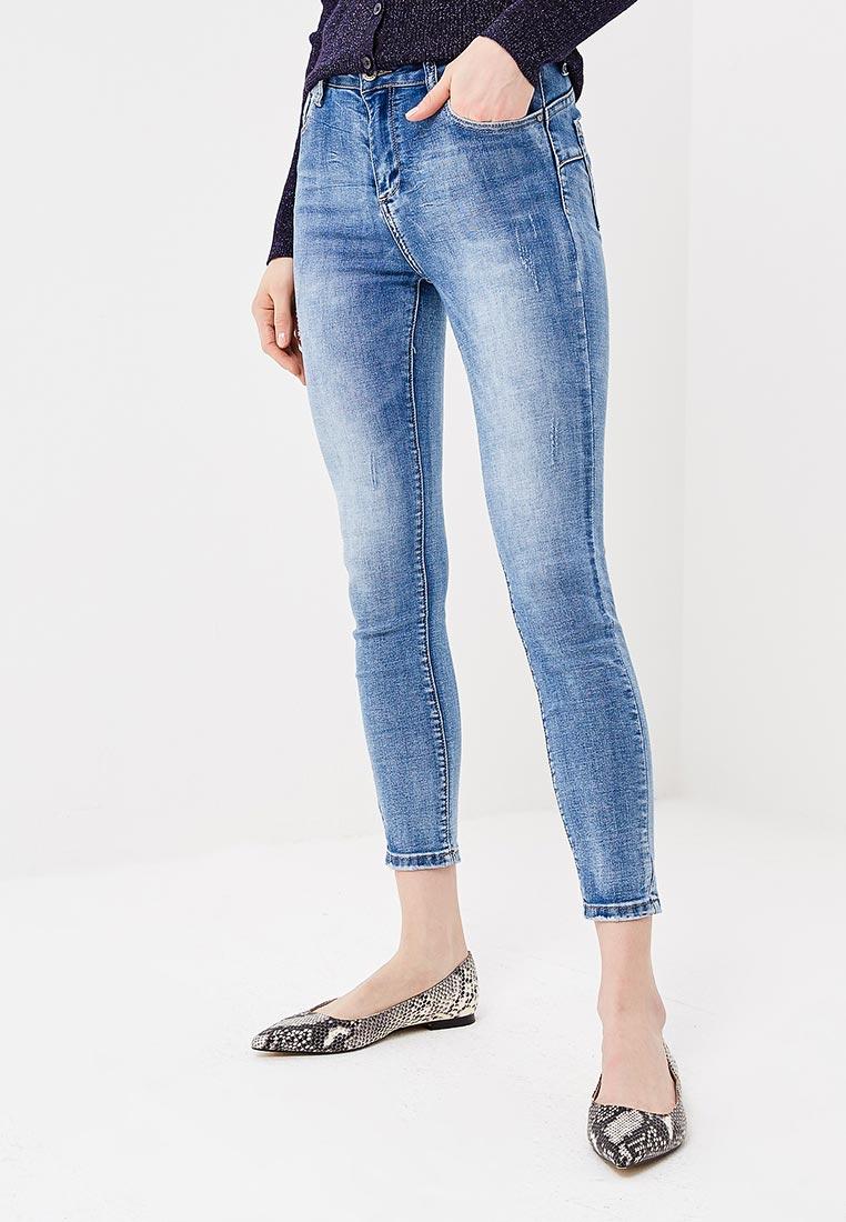 Зауженные джинсы Jean Louis Francois B24-18300
