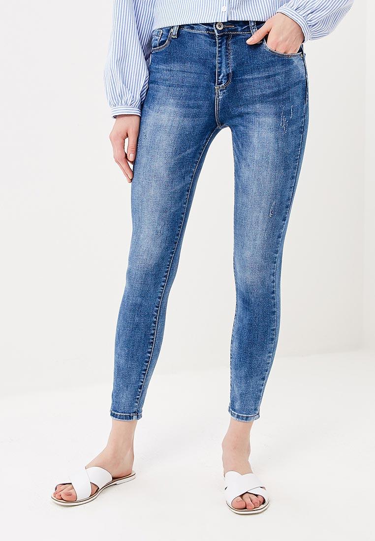 Зауженные джинсы Jean Louis Francois B24-18301