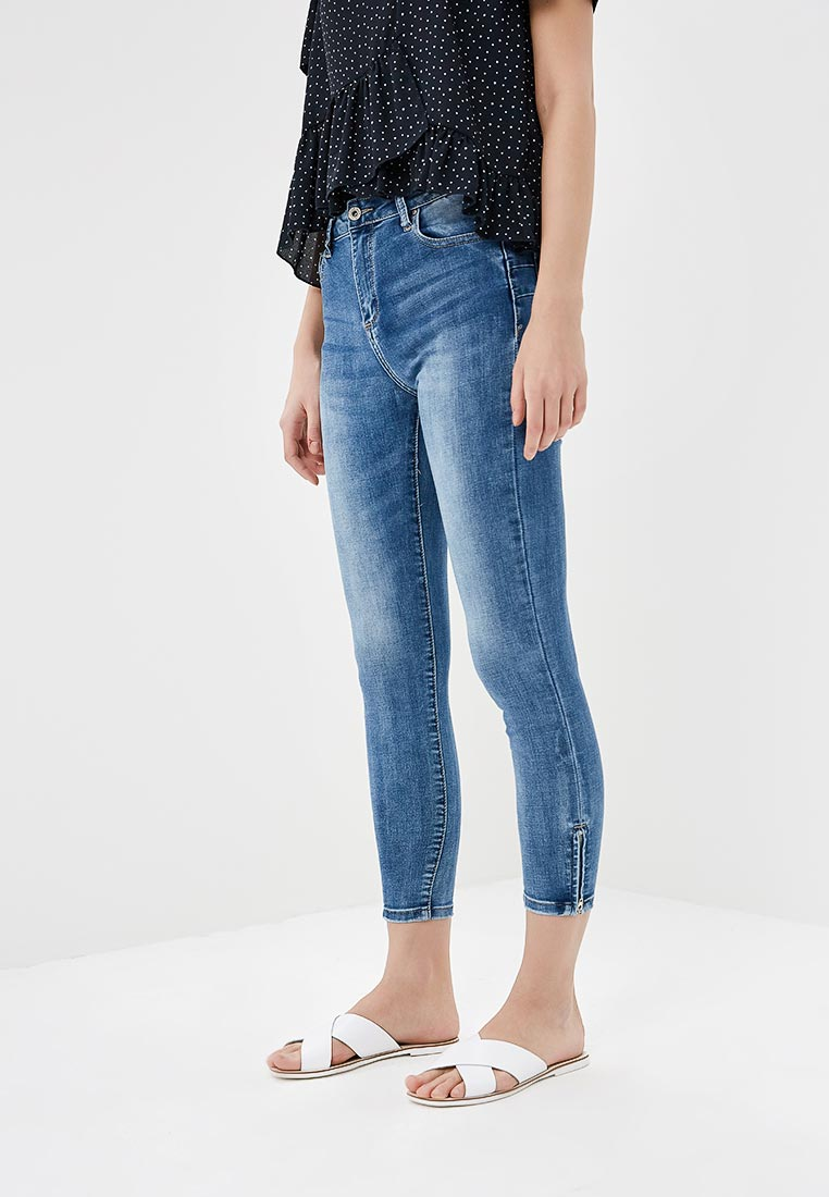 Зауженные джинсы Jean Louis Francois B24-18305