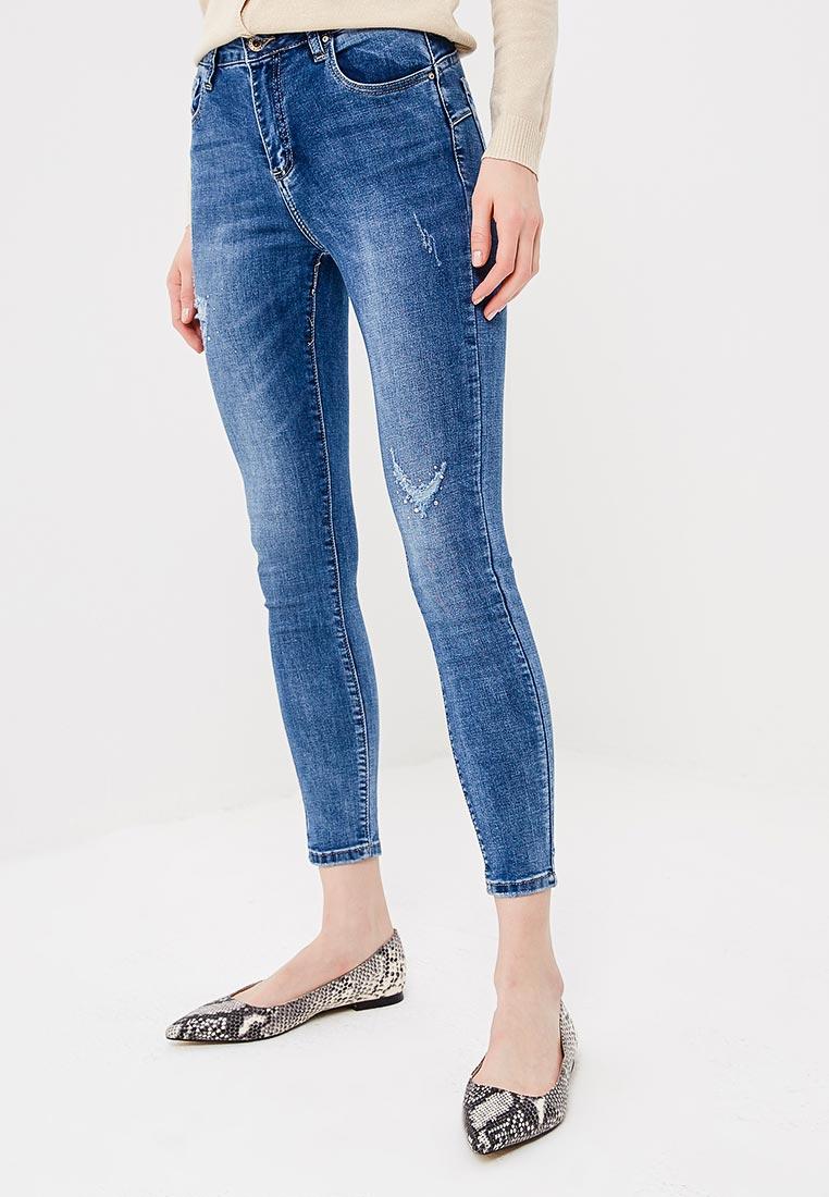 Зауженные джинсы Jean Louis Francois B24-18312