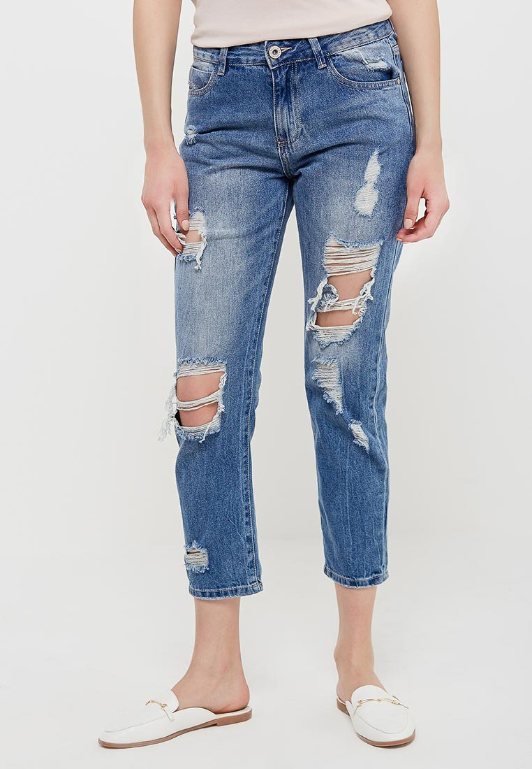 Зауженные джинсы Jean Louis Francois B24-18321