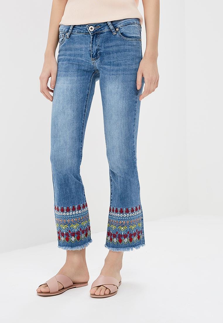 Широкие и расклешенные джинсы Jean Louis Francois B24-18360