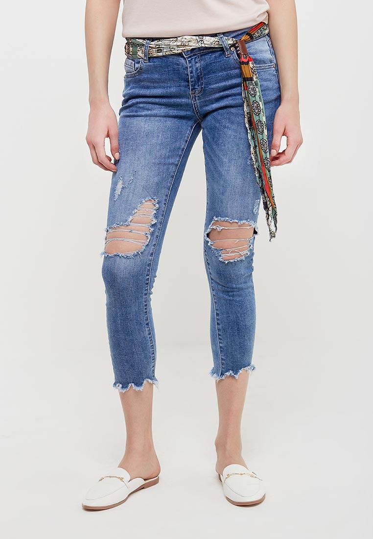 Зауженные джинсы Jean Louis Francois B24-18379