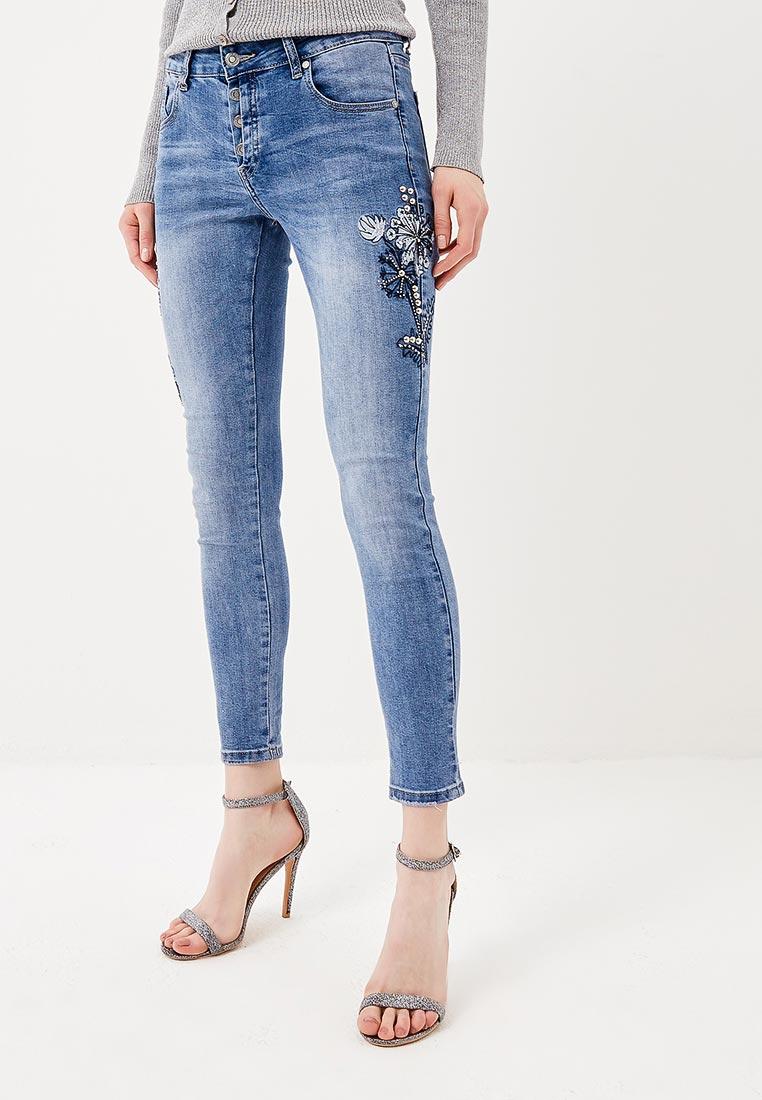 Зауженные джинсы Jean Louis Francois B24-18395