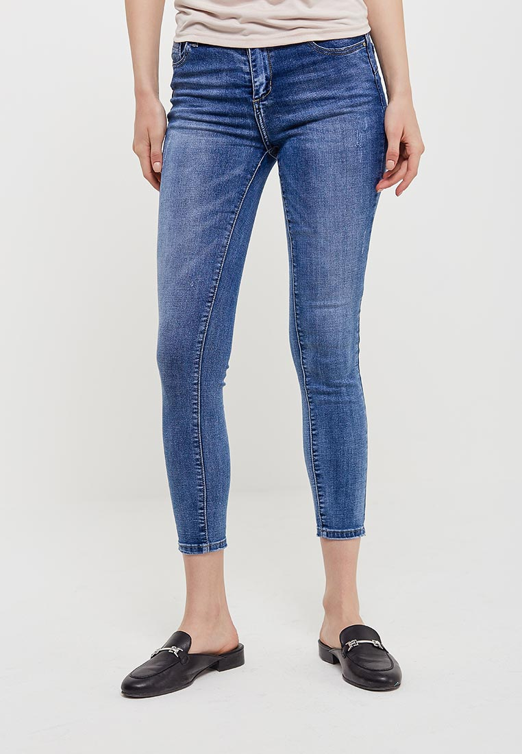 Зауженные джинсы Jean Louis Francois B24-18428