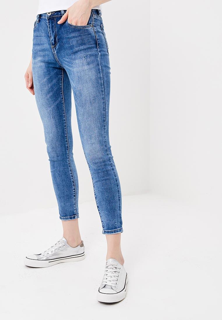 Зауженные джинсы Jean Louis Francois B24-18456