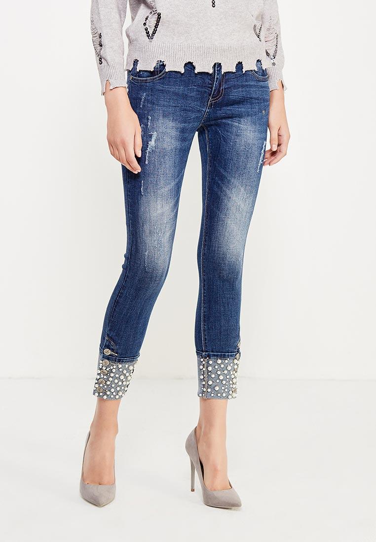Зауженные джинсы Jean Louis Francois B24-15305