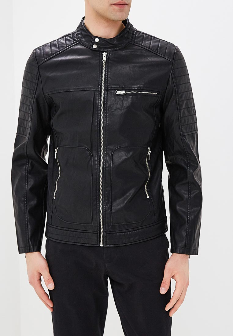 Кожаная куртка J. Hart & Bros 5040757
