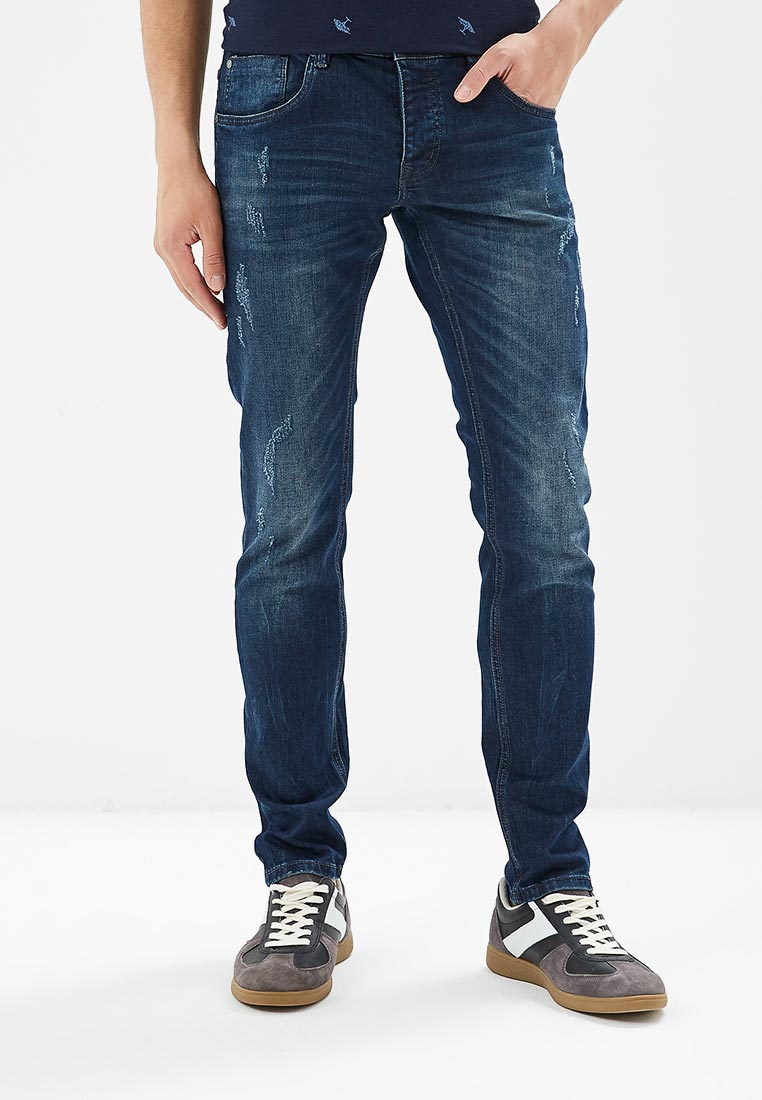 Зауженные джинсы J. Hart & Bros 5048254
