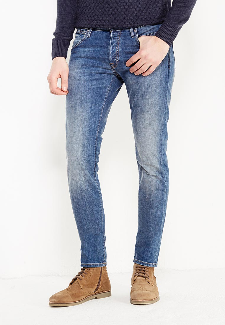 Зауженные джинсы J. Hart & Bros 9985176