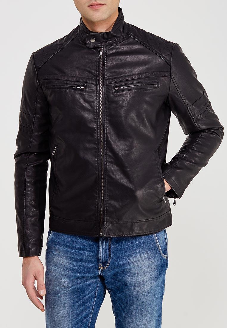 Кожаная куртка J. Hart & Bros 3784382