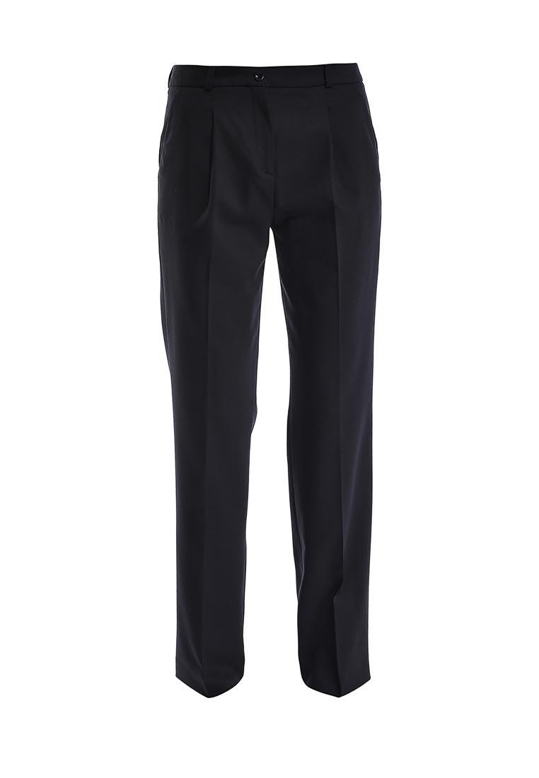 Женские широкие и расклешенные брюки Jil Sander Navy JDE210AJE035