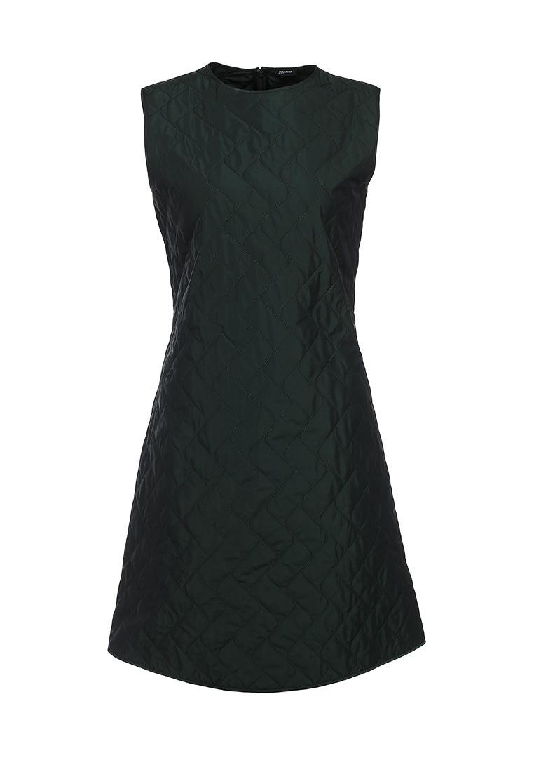 Повседневное платье Jil Sander Navy JDF418BJF120B